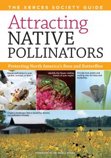 Attracting Native Pollinators book cover