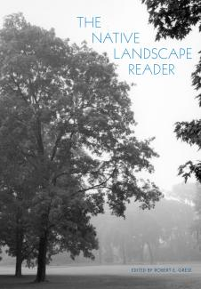 Native Landscape Reader book cover