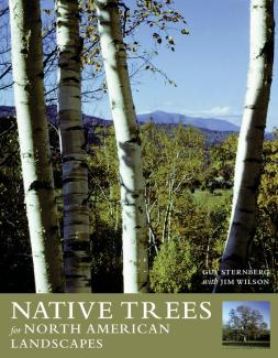 Native Trees for North American Landscapes book cover