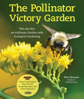 The Pollinator Victory Garden Book Cover.