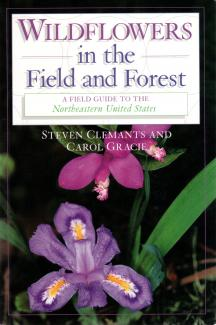 Wildflowers in the Field and Forest: A Field Guide to the Northeastern United States book cover