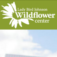 Lady Bird Johnson Wildflower Center Logo.
